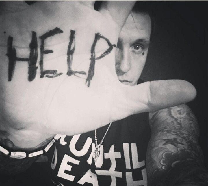 HELP - Jacoby Shaddix, Papa Roach