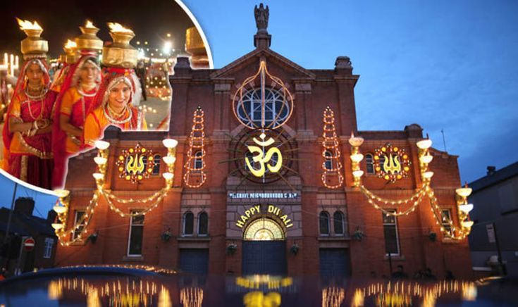 DIWALI is a five-day festival of lights celebrated by millions of people across the world.