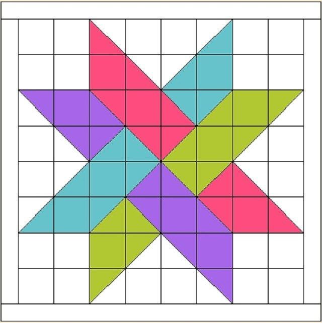 Quilt Block Patterns In Alphabetical Order : 25+ best ideas about Barn quilts on Pinterest Barn quilt patterns, Barn quilt designs and ...