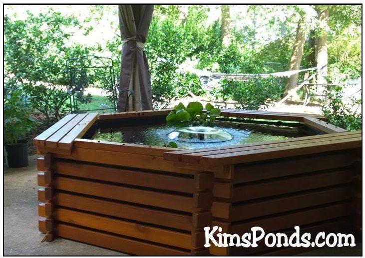 24 Best Kim S Ponds Complete Pond Kits Images On 400 x 300