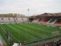 Terremoto, riapre lo stadio Curi a Perugia