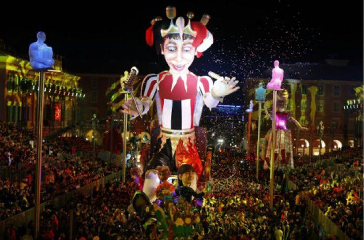 Au mois de mai, la ville chinoise de Xiamen (jumelée avec Nice) accueillera pendant trois jours les chars qui auront défilé à Nice en février lors du traditionnel ca...