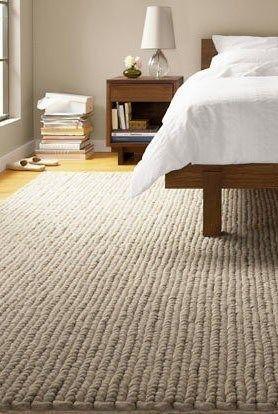 crochet rug- large square?