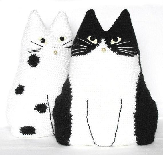 crochet cats -  ...