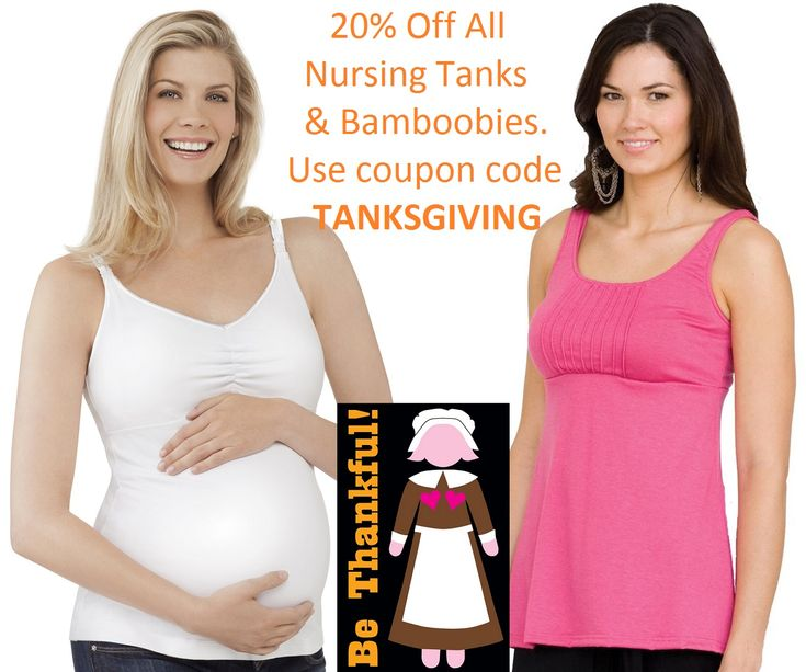 """Happy """"Tanksgiving"""" From Mommy Gear...take 20% Off All"""