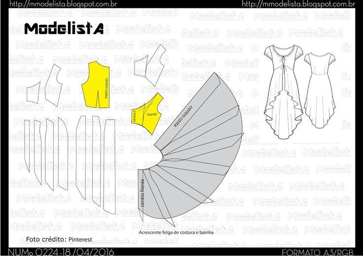 ModelistA: A3 NUMo.0224 MULLET