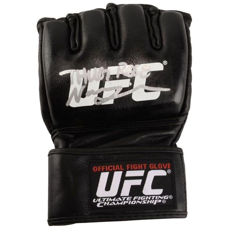 Rose Namajunas Ultimate Fighting Championship Fanatics Authentic  Autographed  Fight Model Glove