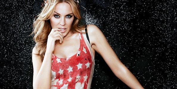 Kylie Minogue set to release Flower as next single. Listen to the new track here..!