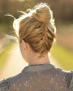 Inspiração de penteados para festas?  Seja um casamento, formatura, balada, faculdade...aqui tem até para o dia-a-dia! Nós mulheres sempre...