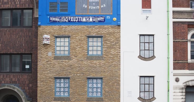 We spoke to Alex Chinneck, master of sculptural illusion about his work, thinking, and vision, one early London morning.