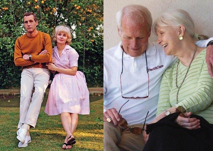 История любви. Пол Ньюман и Джоан Вудворд. Обсуждение на LiveInternet - Российский Сервис Онлайн-Дневников