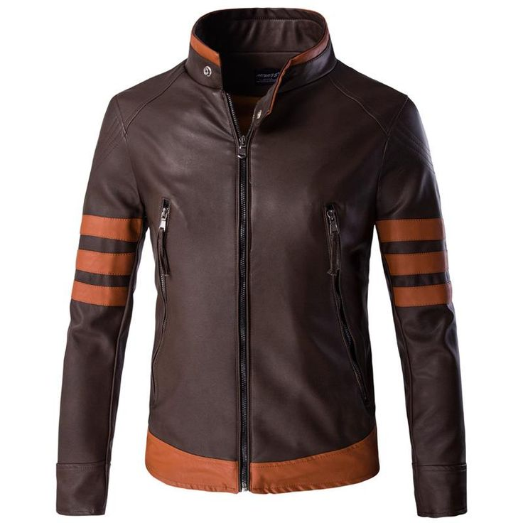 Men's Wolverine Motorcycle Jacket