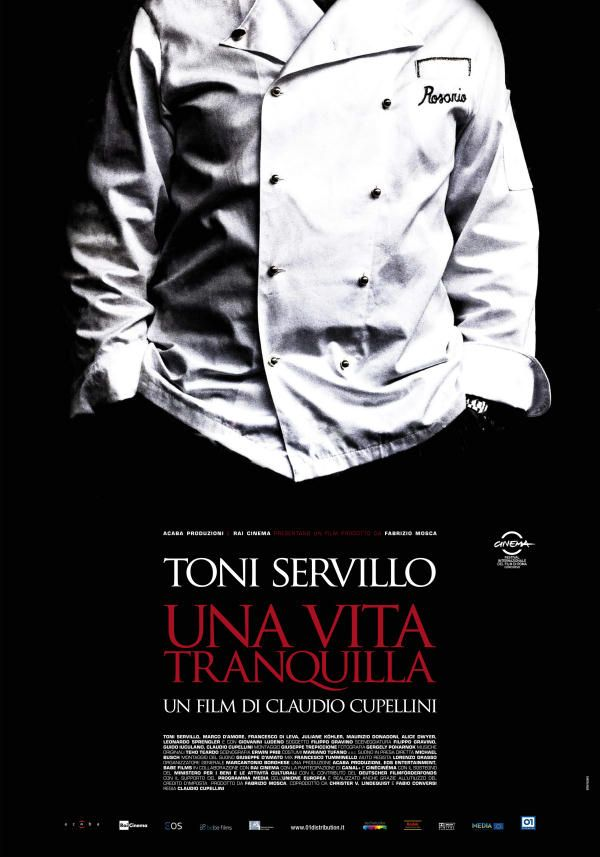 Una vita tranquilla - Cupellini, con Tony Servillo