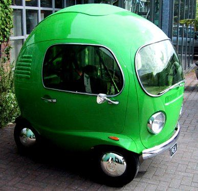 Seriously?  I really need this awesome VW Pea. I do!