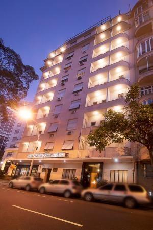 Hotel Aeroporto Othon, Rio de Janeiro - RJ, Brasil