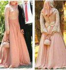 baju gamis modern yang cantik ini telah berhasil merubah mind set masyarakat terhadap baju muslim.