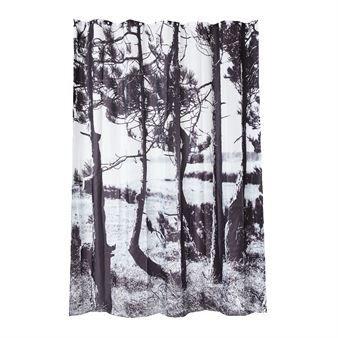 Pine Forest badeforhæng - 180 x 200 cm - By Nord Copenhagen