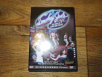 Smokey Joe's Cafe (DVD, 2001, Widescreen)