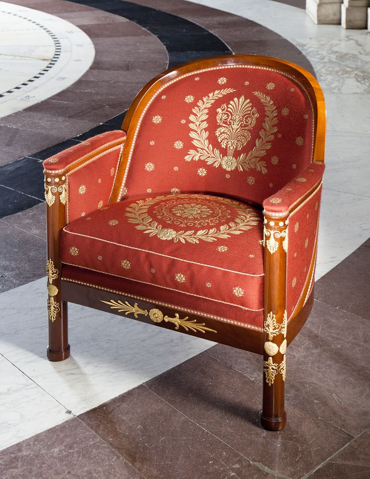 17 best images about style empire on pinterest center table armchairs and furniture. Black Bedroom Furniture Sets. Home Design Ideas