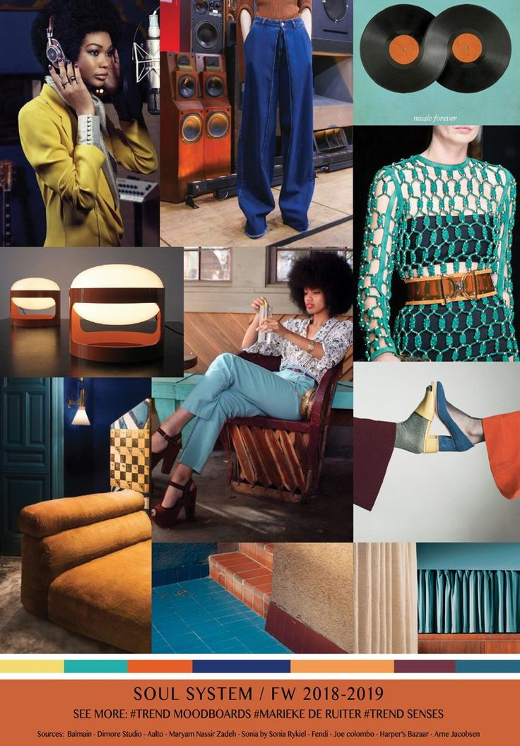 Here is the latest mood boards by FV contributor Marieke De Ruiter. She is a Trend Forecaster and Fashion Designer based in the Utrecht area, Netherlands. Her mood boards are directional and curated