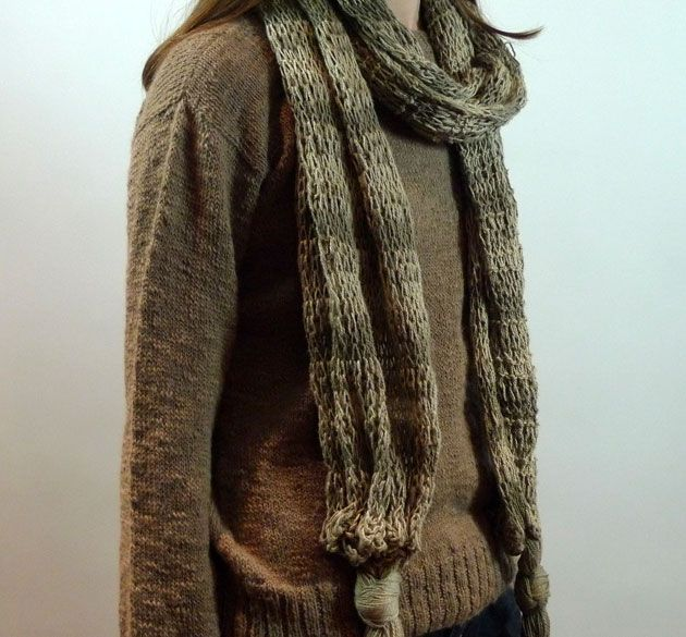 Americo Original / Summer in Vienna - perfect cotton scarf for the spring and summer!