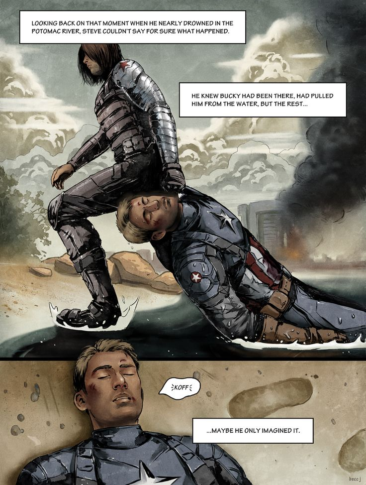 Till the End of the Line. Captain America fan comic ...