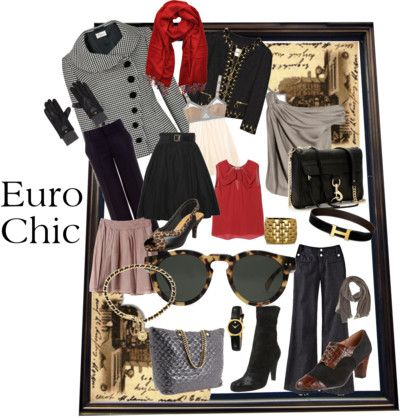 French Clothing Euro Chic Fashion Is This Your Style Fashion Pinterest French Clothing