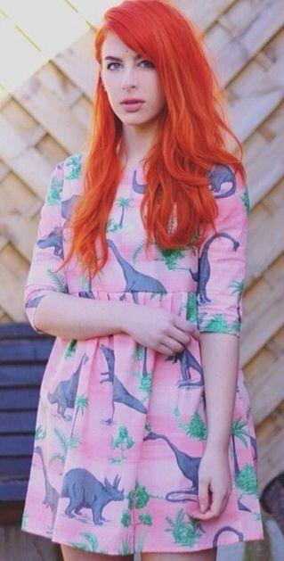Dinosaur Dress £46.00