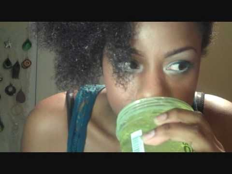 NATURAL HAIR: DEFINING THE CURL; LAYERING CONDITIONER AND ECO STYLER GEL