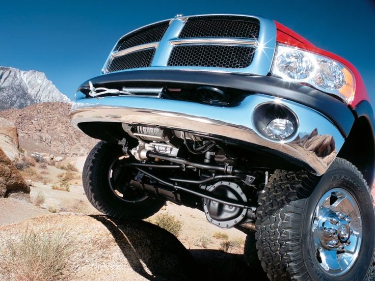 2016 Dodge RAM Power Wagon concept pictures