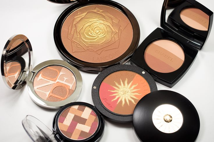 It's Summer Time! Be a Bronzed Goddess | Guerlain, Dior, Lancôme, Chanel, Maybelline, Clarins & Benefit - The Office Chic
