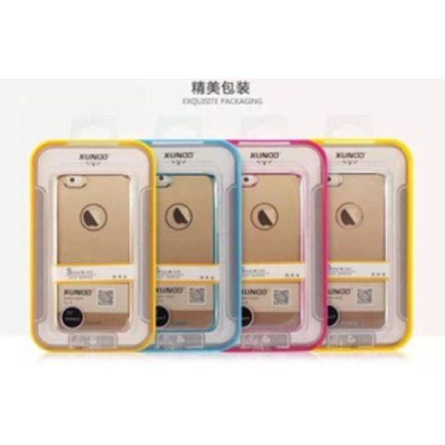 """Temukan dan dapatkan XUNDD SGP Slim Hybrid Case TPU bumper Clear Crystal Transparent Rear Panel Cover for iPhone 6 4.7"""" hanya Rp 100.000 di Shopee sekarang juga! #ShopeeID"""