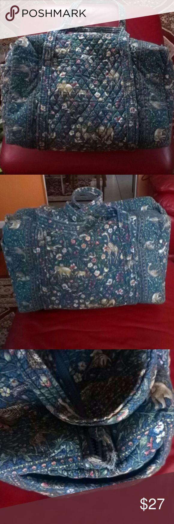 Travel bag vera bradley