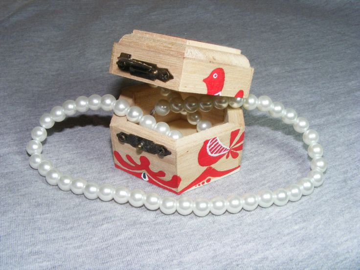 Hungarian Folk Designed ring box, Artizan, Handmade, Jewelry Box, Handpainted, by EmeseArtizan on Etsy