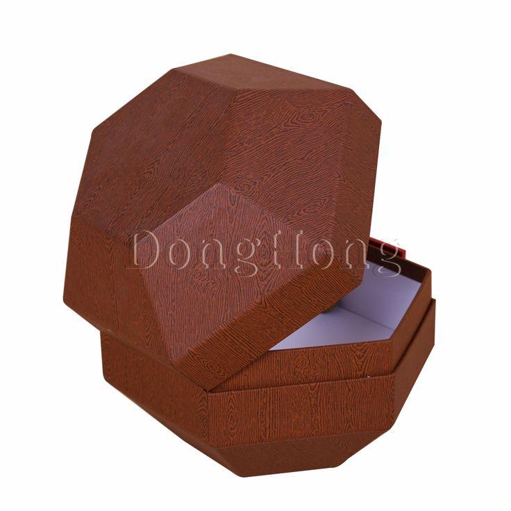 Football Shape Special Custom Box Packing-DHP Factory