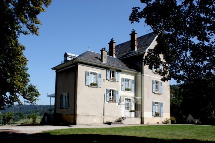 Bed and breakfast Isère (France)
