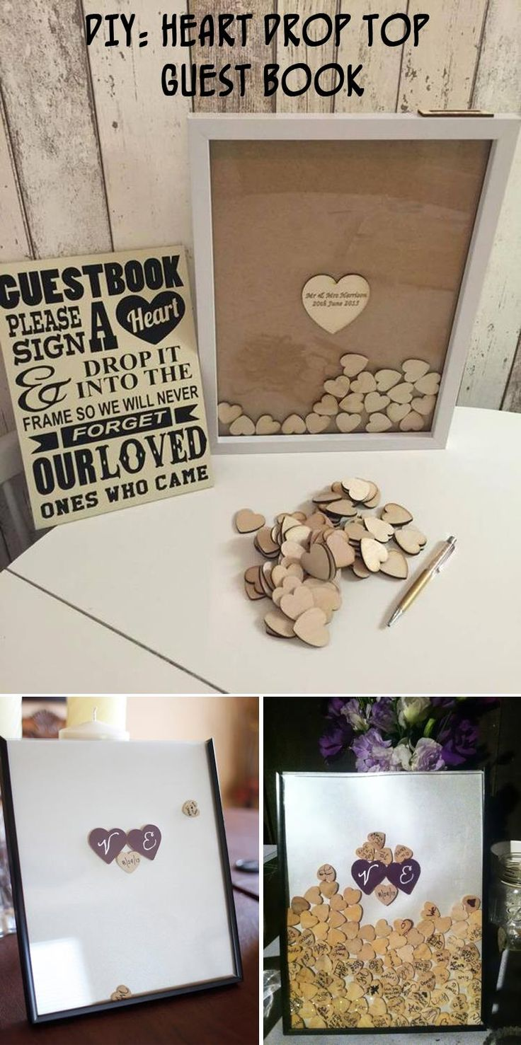 Fun DIY Wedding Ideas - 8 Pics