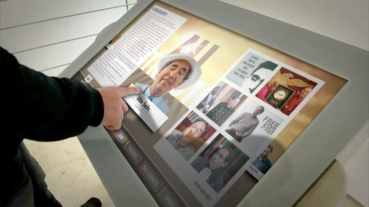 The South African Jewish Museum, located in Cape Town, is renowned for its beautiful architecture and state of the art galleries. The museum has been in the process of gradually upgrading their technology displays and commissioned our team of digital exhibit design specialists to create a touch screen kiosk for the centre.