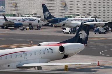 Aeroméxico aumenta frecuencias a destinos internacionales | El Economista