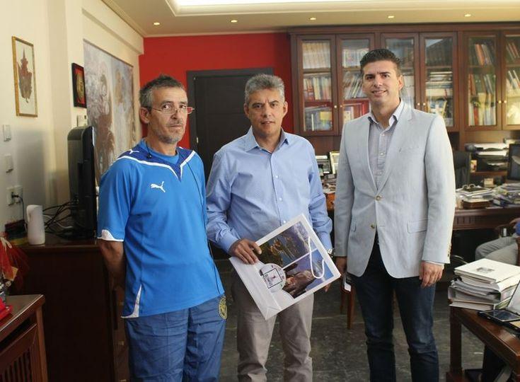 Στη Λάρισα το Διεθνές Τουρνουά Τένις «Olympus Open 2016» με αναπηρικά αμαξίδια