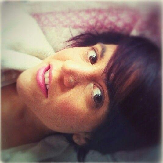 #goodmorning, #relax, #selfie, #enjoyinglife,