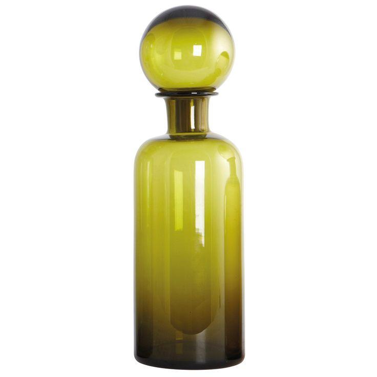 Mega flaska, olivgrön – House Doctor – Köp online på Rum21.se