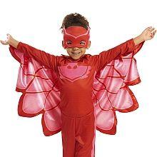 PJ Masks - Disfraz de Buhíta (Owlette)