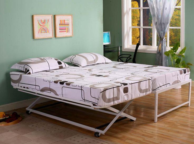 Cool Metal Bed Frames 107 best beds and bed frames images on pinterest