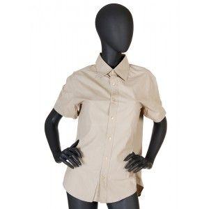 Hugo Boss - women shirt with short sleeves