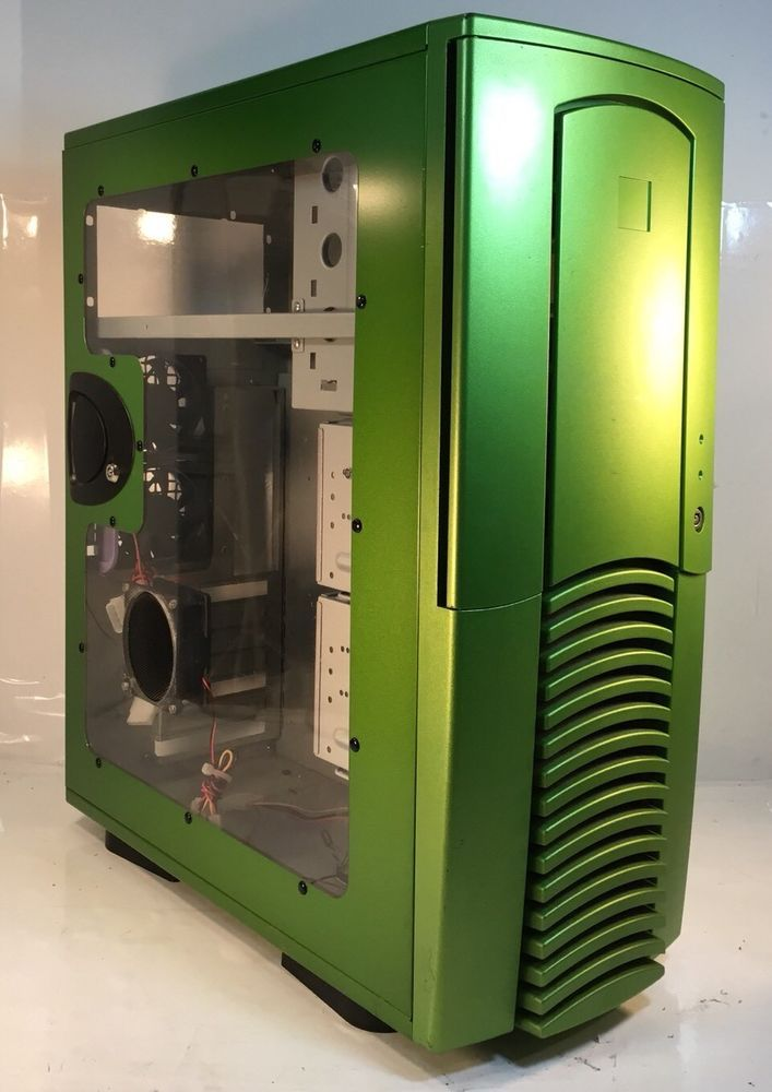1999 chenming / chieftec dragon retro classic case atx tower gaming