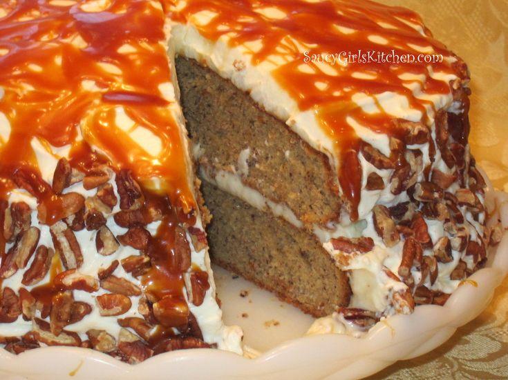 Yellow Butter Cake Recipe Joy Of Baking: 33 Best Caramel Images On Pinterest