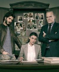 Сериал Под подозрением 2 сезон Bajo sospecha смотреть онлайн бесплатно!