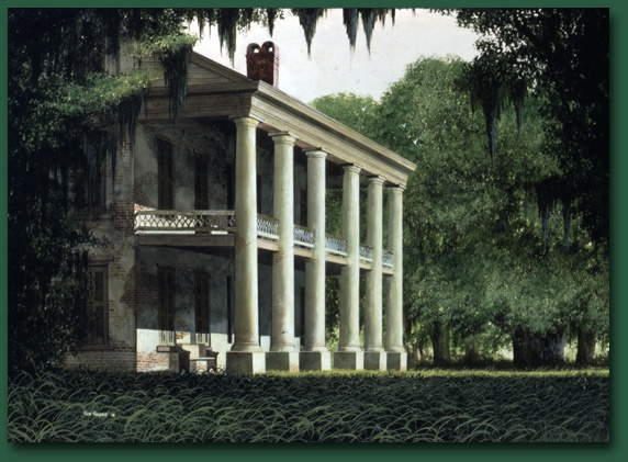 Ron Hooper: Antebellum Homes