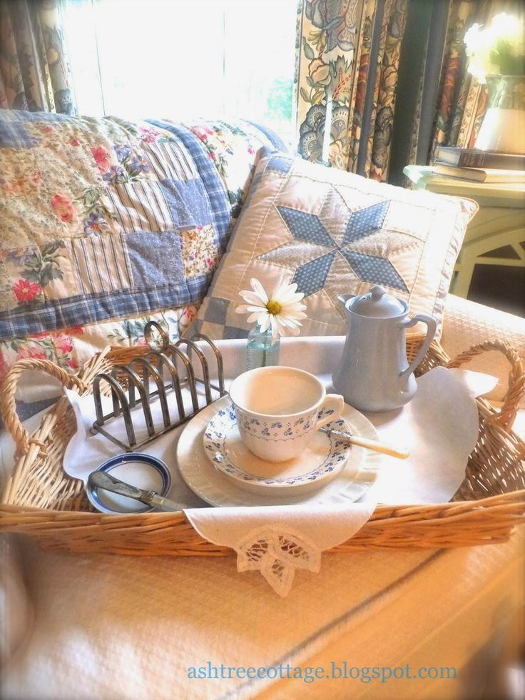 Ash Tree Cottage: Search results for breakfast tray